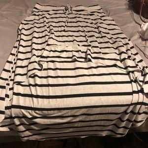 Torrid High-low skirt